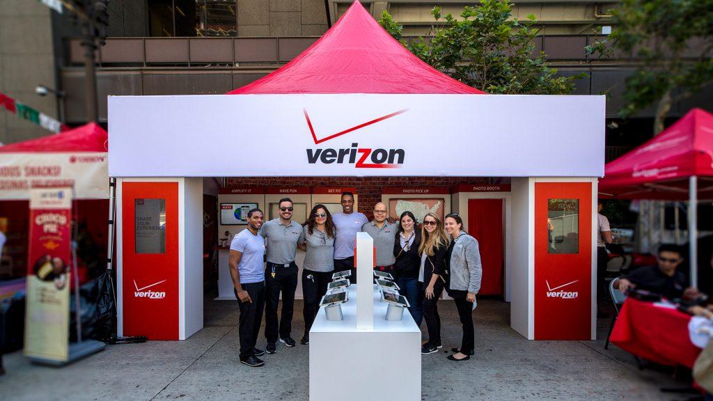 Verizon Promotional Tour | Marketing Resource Directory
