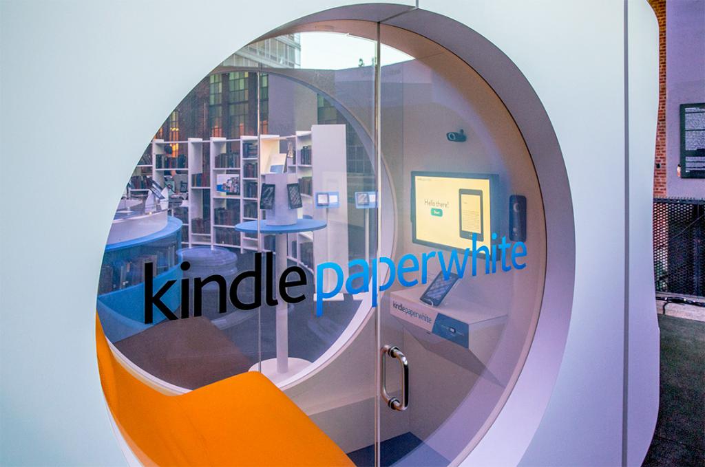 Amazon Kindle Paperwhite Consumer Experience   Marketing Resource