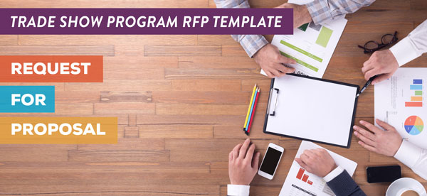 The Trade Show Program RFP Template | Marketing Resource Directory